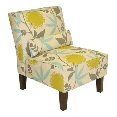 Blue and White Accent Chair Target Yellow Blue Accent Chair for the Home Juxtapost