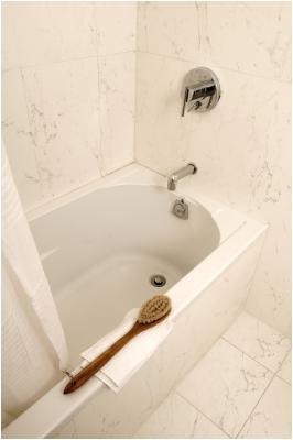 info kind paint hold porcelain bathtub