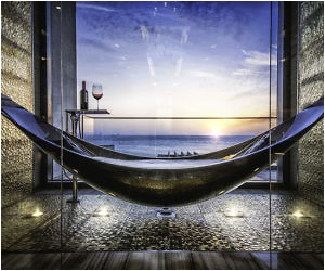 the carbon fiber hammock bathtub