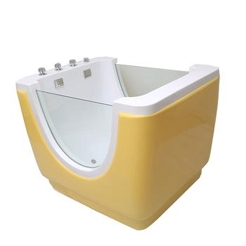 Infant care club hospital deep bathtub