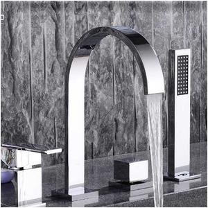 vintage copper sitting type silver freestanding bathtub shower faucet p 436