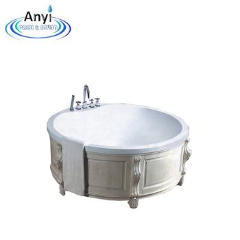 Portable cheap whirlpool bathtub freestanding hot