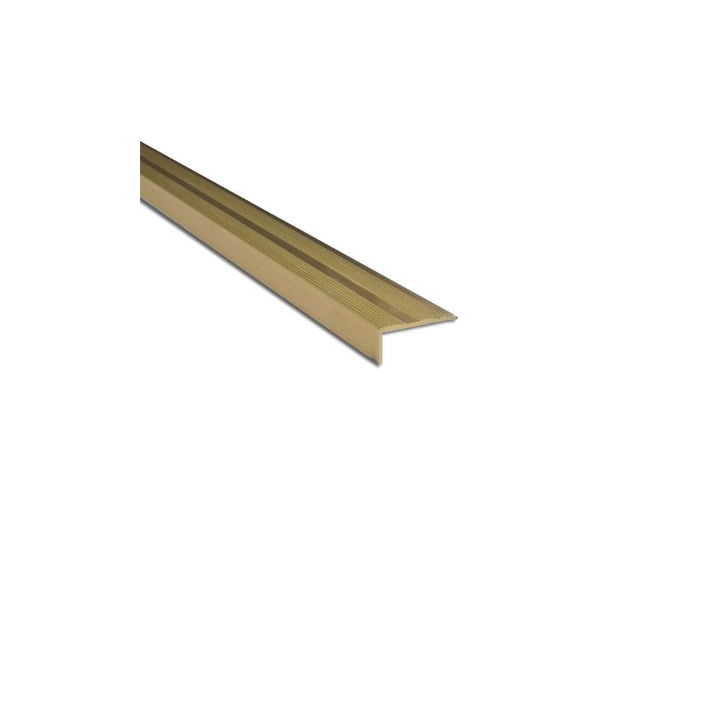 stick down edge trim 8mm gold 0 9m p178