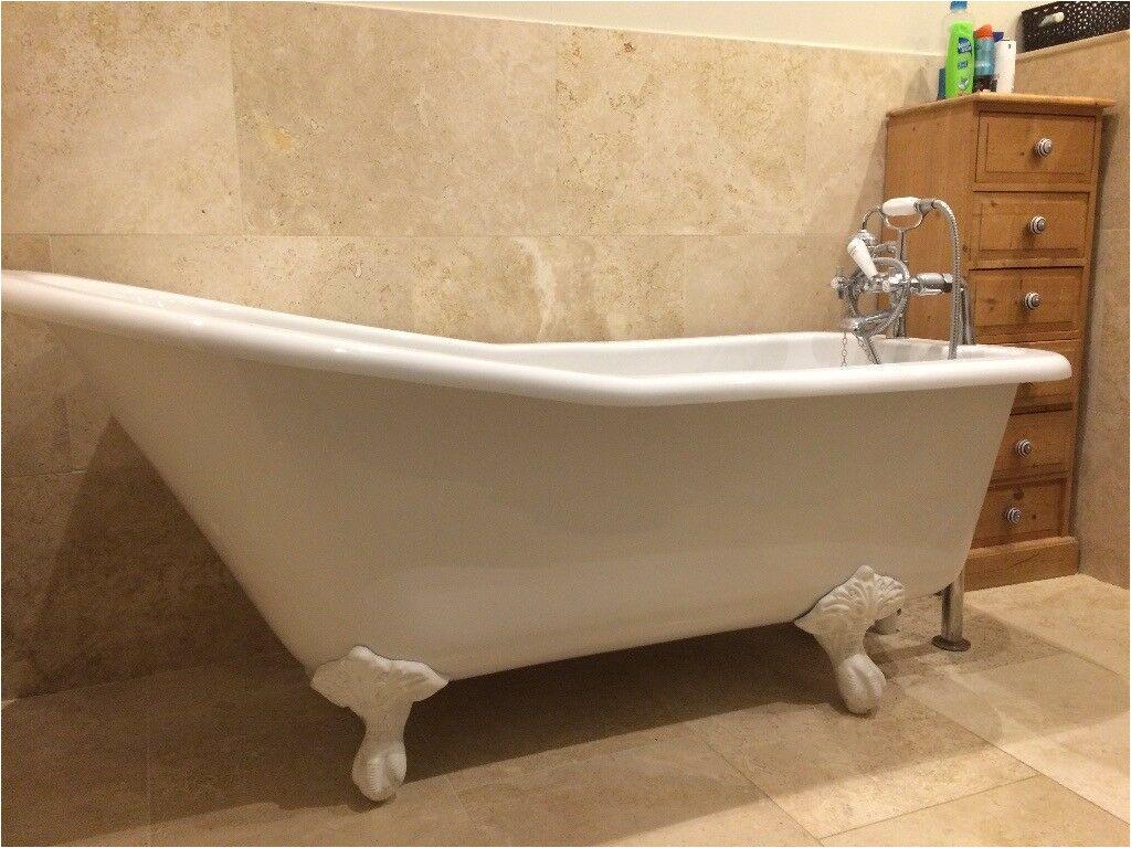 Claw Foot Bath Gumtree Roll top Slipper Bath with Ball and Claw Feet Acrylic