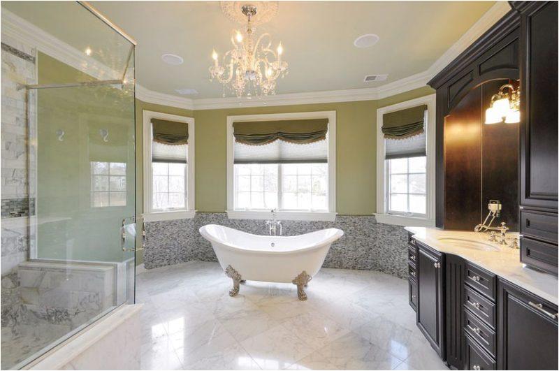 bathrooms clawfoot tubs