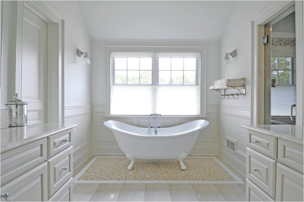 Claw Foot Bath On Tiles astonishing White Clawfoot Tub Bathroom Traditional with