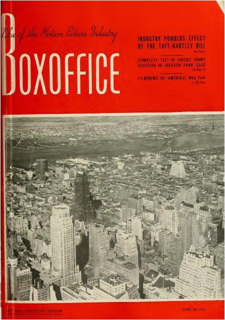 Claw Foot Bath Reece Boxoffice June 28 1952