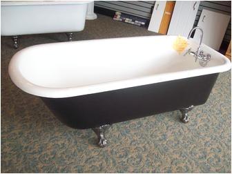 Claw Foot Bath Resurfacing Bathtub Reglazing Refinishing Tubs Wall Tiles Sinks