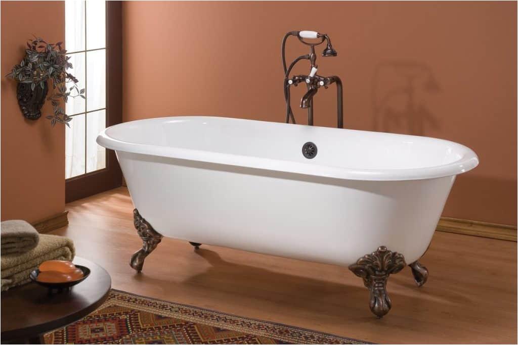 Claw Foot Bath Yellow 50 Tips & Ideas for Choosing Clawfoot Bathtub & Accessories