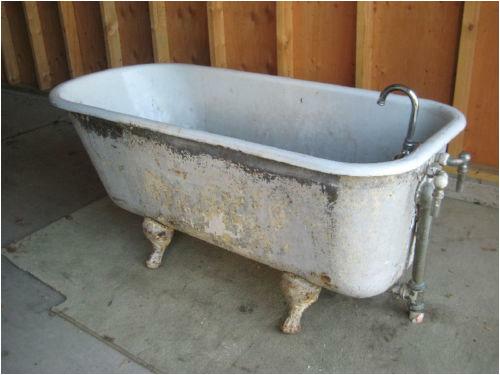 Claw Foot Bathtub Antique Used Bathtubs