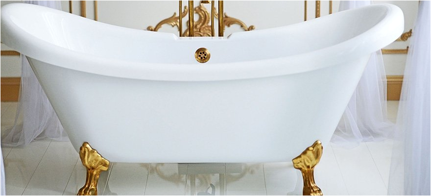 clawfoot tub restoration