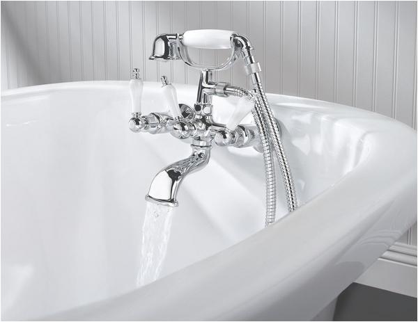 Clawfoot Bathtub Design Ideas How to Choose A Clawfoot Tub Faucet – Bathroom Design and