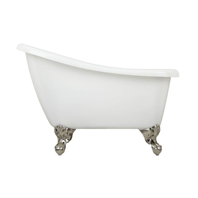 Clawfoot Bathtub Dimensions Bathroom Bring A Vintage Style for Your Bathroom with