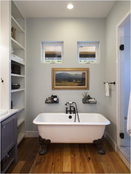 Clawfoot Bathtub In Bathrooms Clawfoot Tub Home Design Ideas Remodel and Decor