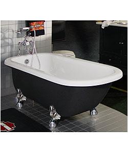 diy painting clawfoot tub