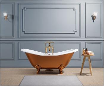clawfoot tubs lowes bathtub with feet