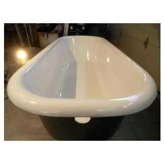 used clawfoot bathtub