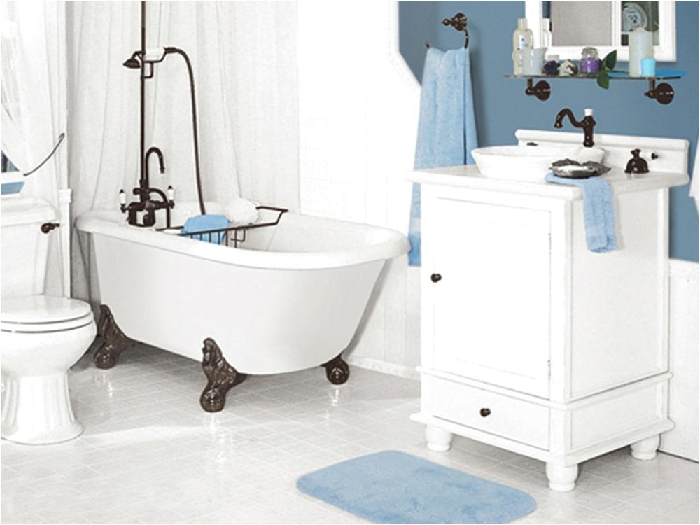 classic clawfoot bathtub