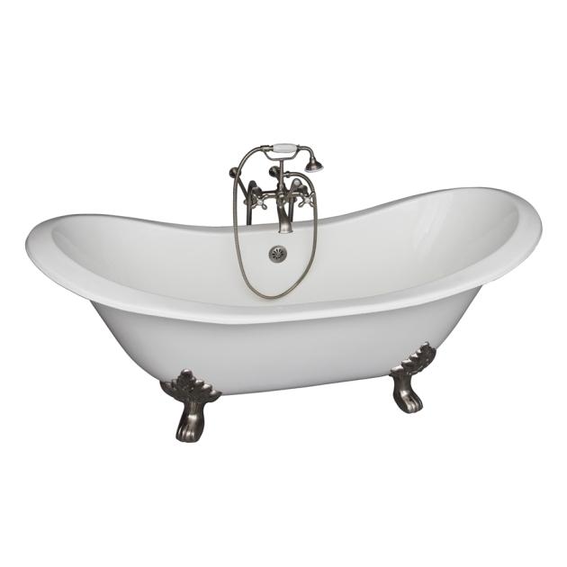 Clawfoot Bathtubs at Lowes Clawfoot Tub Lowes Bathtub Designs