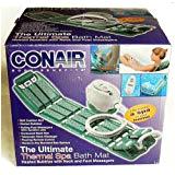 Conair Portable Bathtub Spa Amazon Conair thermal Spa soft Bath Mat thermal