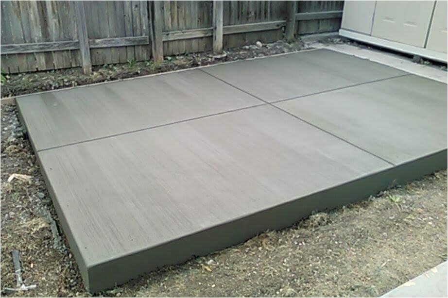 Concrete Bathtubs for Sale Denver Concrete Services