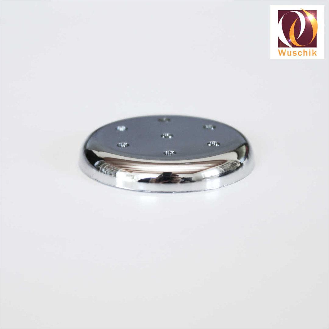 Cap Cover 27 mm Whirlpool tub air spa bottom chrome spare part