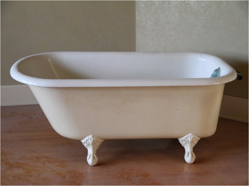 fy used clawfoot tub prices