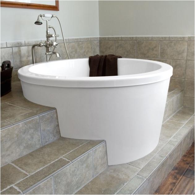 japanese deep soaking tub
