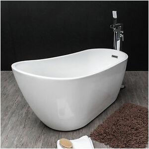 Deep Freestanding Bathtubs Savisto Bathrooms Milano Modern Deep Luxury