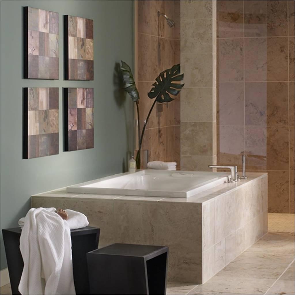 evolution 60 inch by 36 inch deep soak bathtub
