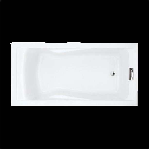 Deep Replacement Bathtubs Evolution 72×36 Inch Deep soak Bathtub American Standard