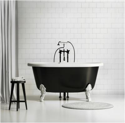 Deep soaking Bathtubs for Small Bathrooms Deep Freestanding Bathtubs Americast Princeton Bath Tub