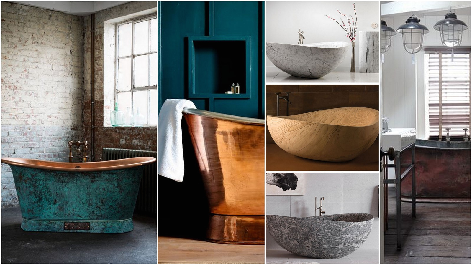 Different Types Of Bathtub Different Types Of Bathtub Materials to Consider to Uplift
