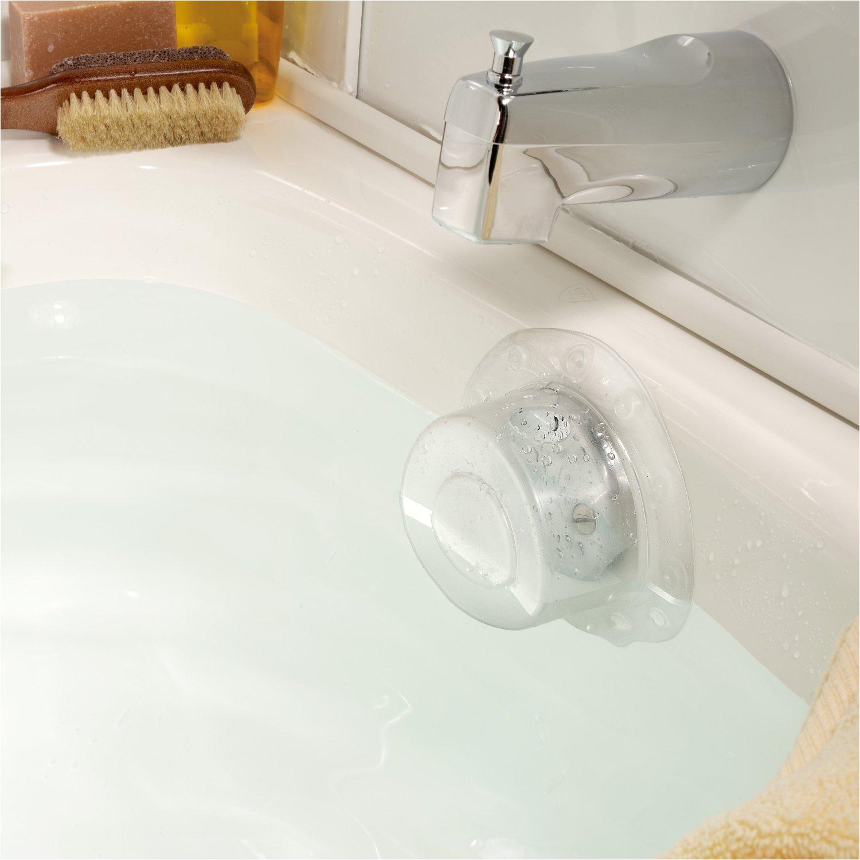 bottomless bath bathtub overflow drain cover