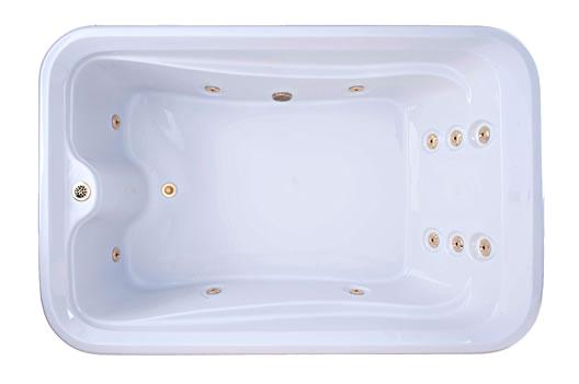 productwt 7248 elite whirlpool bathtub 3055