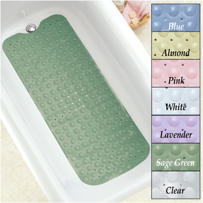 Extra Long Bathtubs for Sale Extra Long Cushioned Bathtub Mat From Collections Etc
