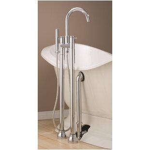 keyword keyword=stand alone tub faucet