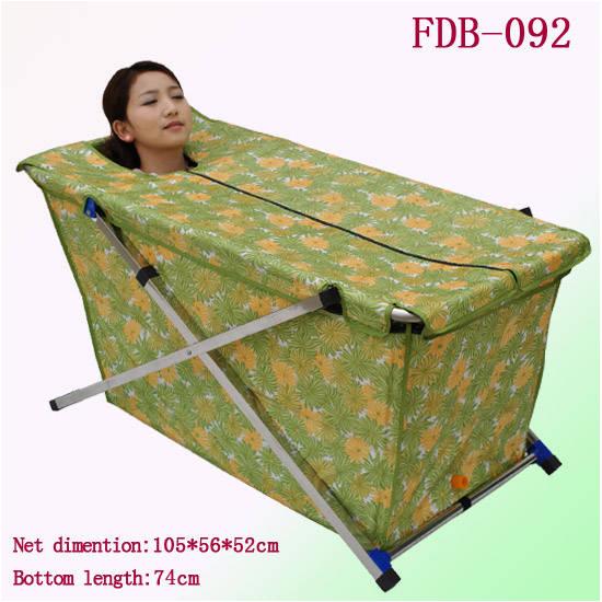 Sell folding outdoor bath bucket