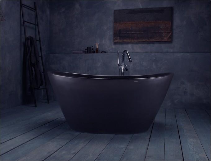black bathtubs luxury bathroom ideas