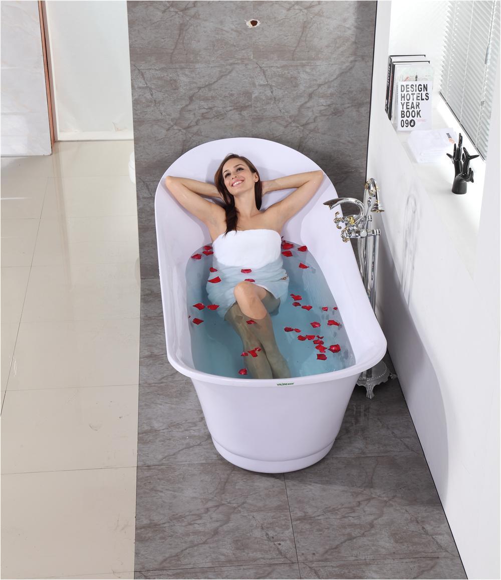 cheap free standing antique bath tub