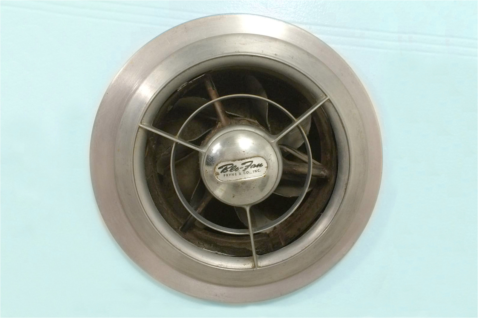 how to install bathroom exhaust fan