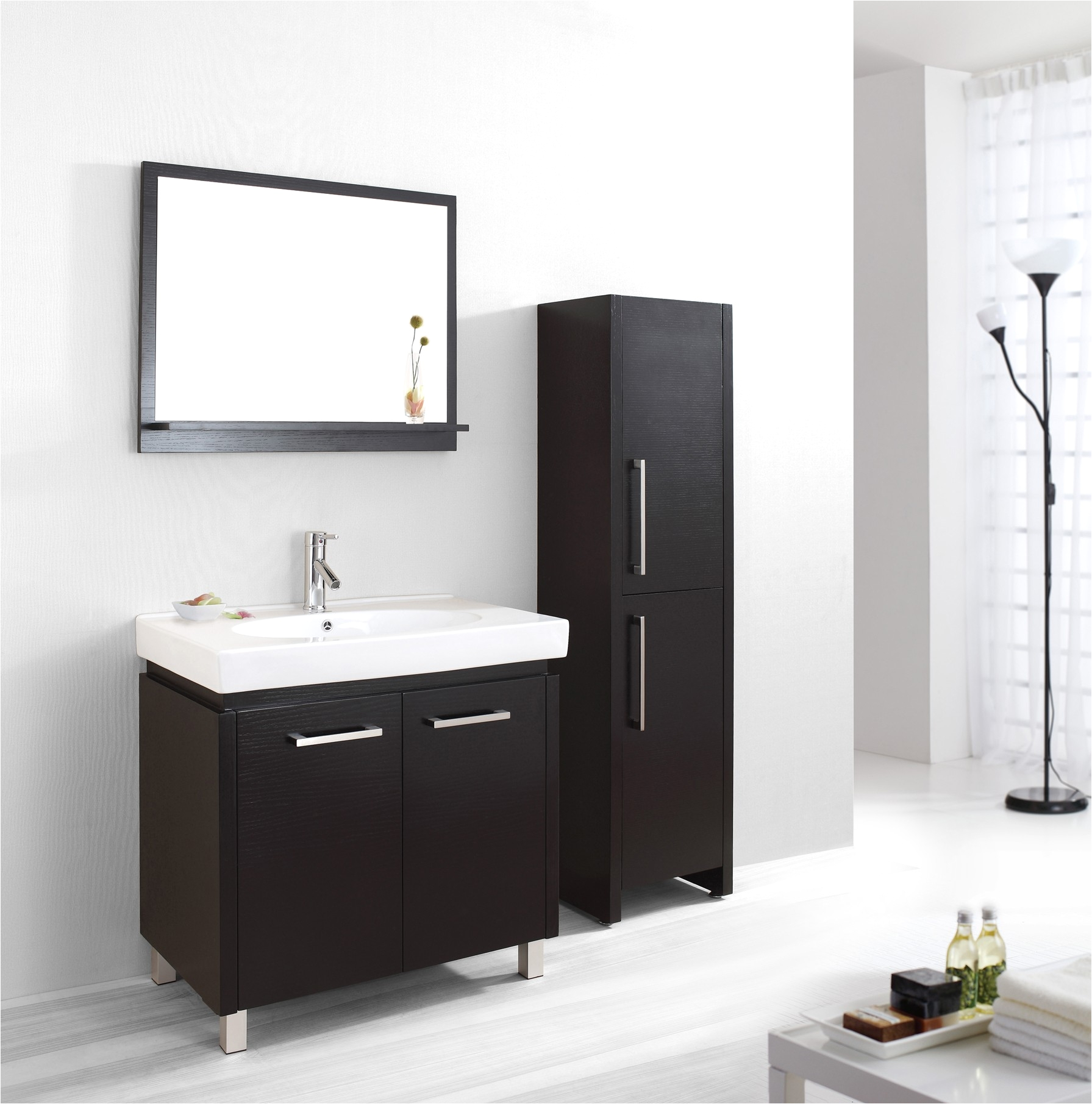 Freestanding Bathroom Vanity Ikea Free Standing Bathroom Cabinets Ikea Bathroom Design Ideas