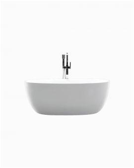Freestanding Bathtub 1300 Ariana Freestanding Bath 1300 White
