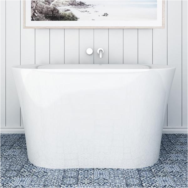 decina furo 1300mm freestanding bath