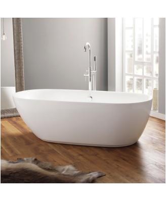 april cayton contemporary freestanding bath 1500mm x 700mm