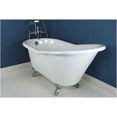 Freestanding Bathtub 60 Inches 60 Inch Freestanding Tub