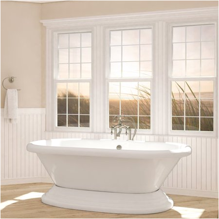 Freestanding Bathtub 72 Inches Pelham & White Luxury 72 Inch Freestanding Tub with