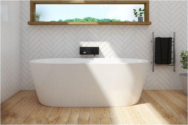 decina cool 1500mm freestanding bath