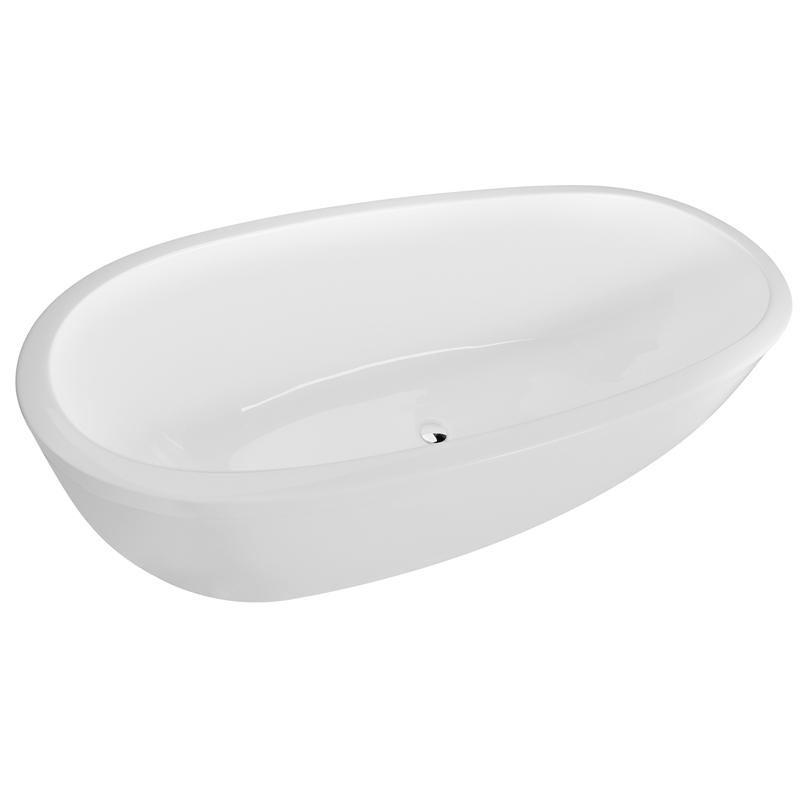 decina sheraton 1600 freestanding bath p