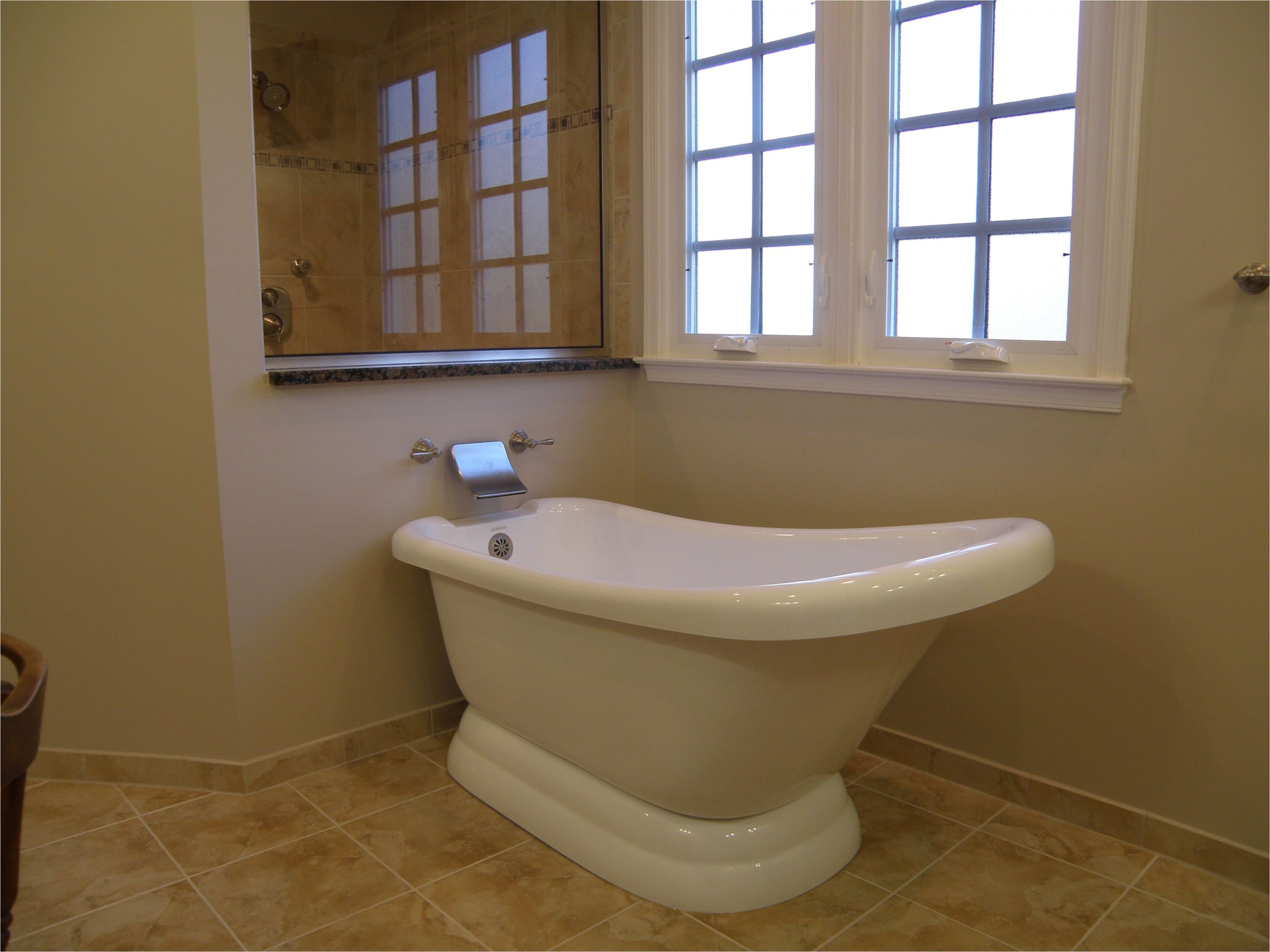 Freestanding Bathtub Faucet Lowes Bath & Shower Surprising Design for Your Bathroom with